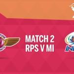 IPL 2017, Live score: Rising Pune Supergiant vs Mumbai Indians