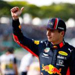 Max Verstappen on pole for Brazilian Grand Prix